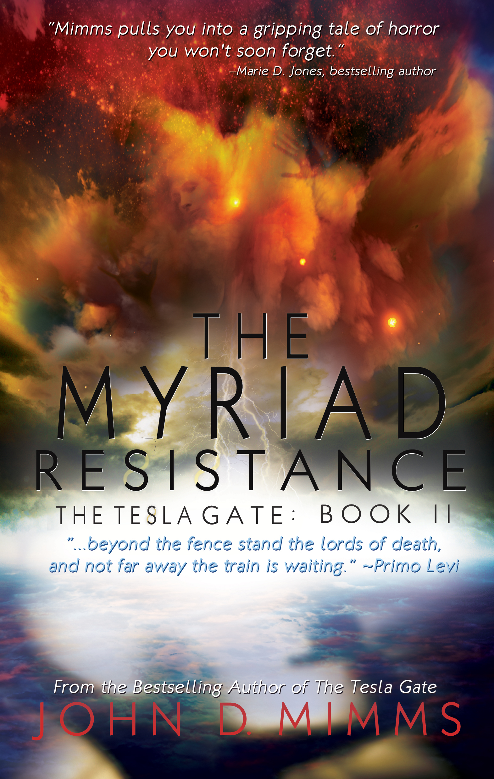 The Myriad Resistance  (The Tesla Gate, Book 2)  by  John D. Mimms