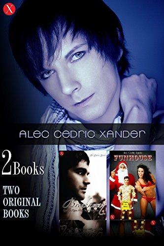 2 Original Books: Breakaway / Funhouse Alec Cedric Xander