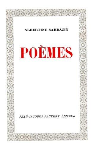 Poèmes Albertine Sarrazin