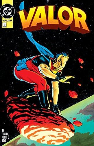 Valor (1992-) #8 Robert L. Fleming