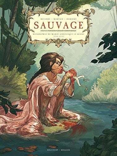 Sauvage  by  Aurélie Bévière