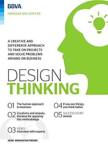 Ebook: Design Thinking (Innovation Trends Series) BBVA Innovation Center
