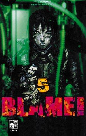Blame! 5 (Blame! #5) Tsutomu Nihei