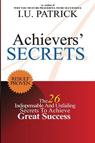 Achievers Serects I.U. Patrick