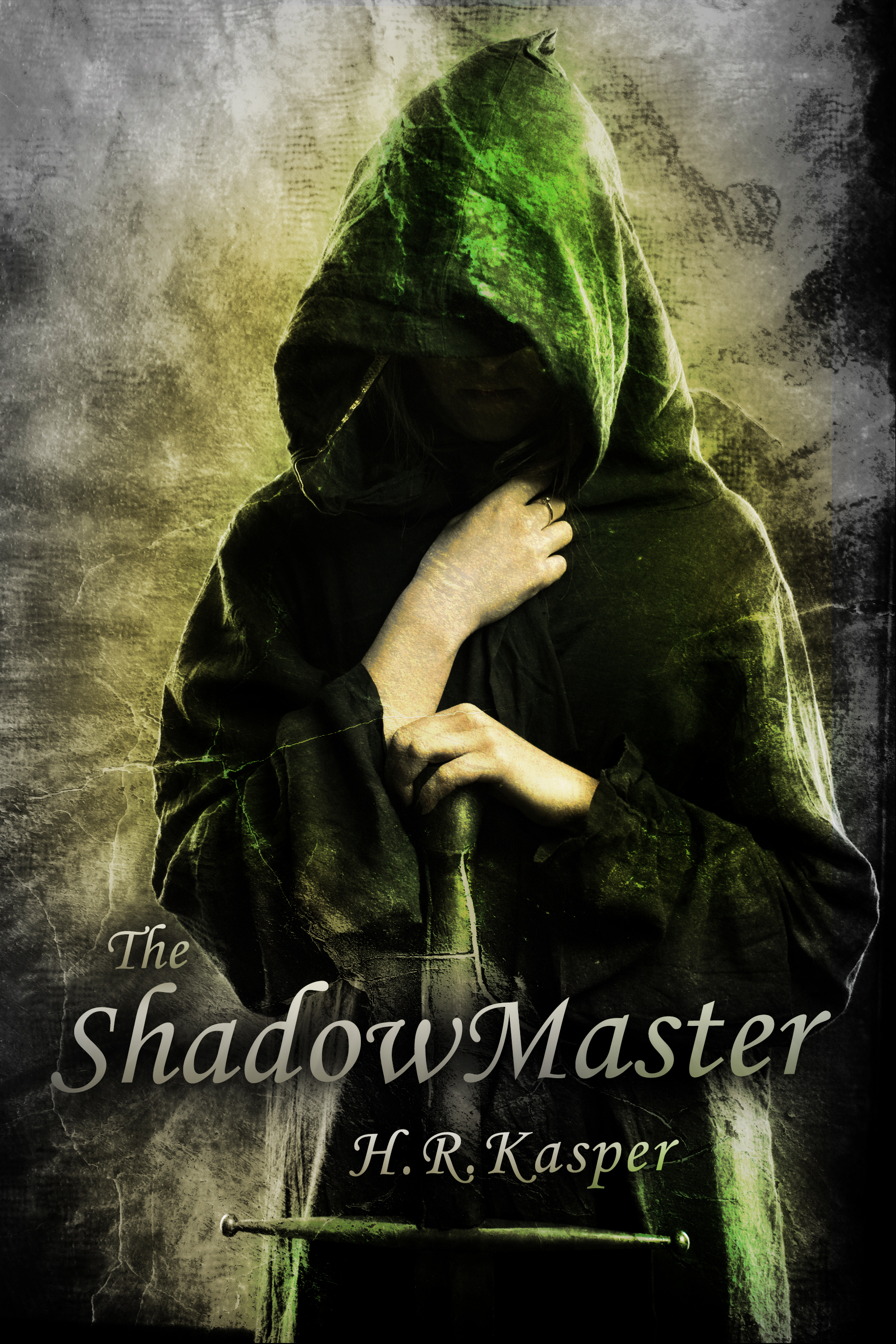 The ShadowMaster (Worlds Collide, #2)  by  H. R. Kasper