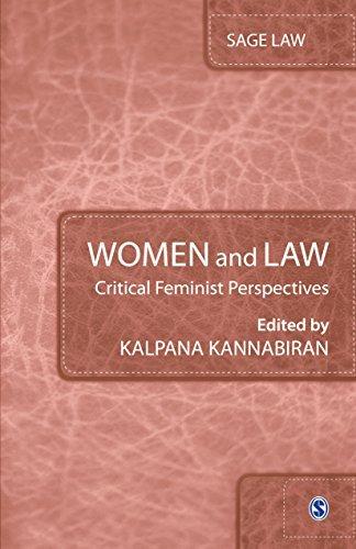Women and Law: Critical Feminist Perspectives  by  Kalpana Kannabiran
