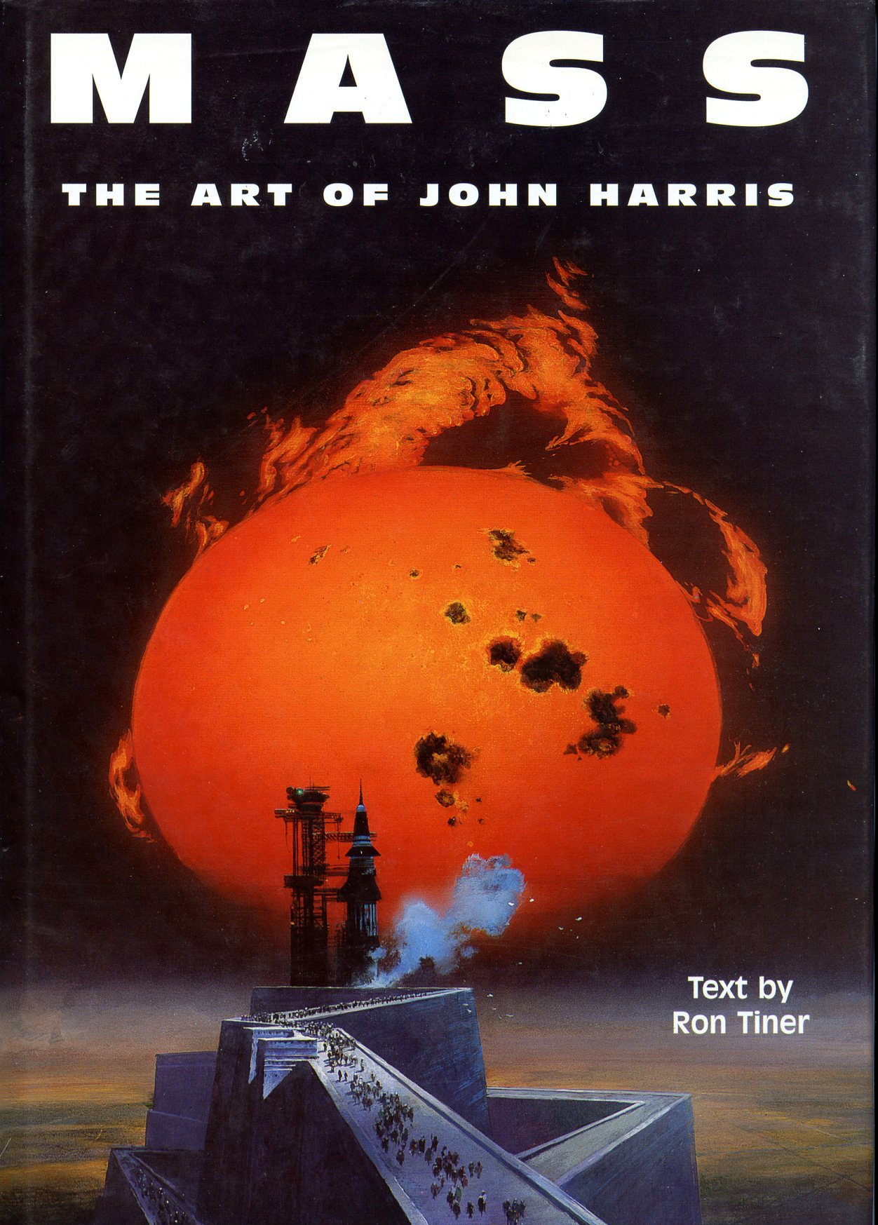Mass: The Art of John Harris Ron Tiner
