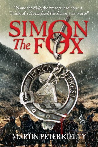 Simon The Fox  by  Martin Peter Kielty