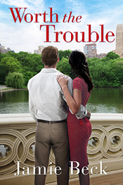 Worth the Trouble (St. James, #2)  by  Jamie Beck