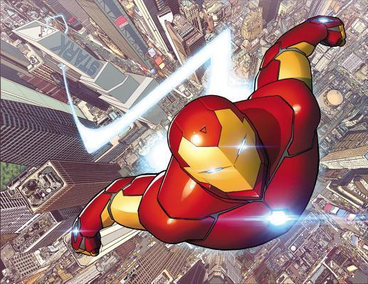 Invincible Iron Man, Vol. 1: Reboot Brian Michael Bendis
