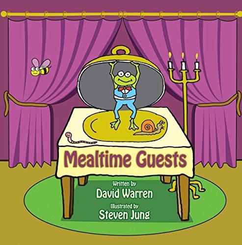 Mealtime Guests  by  David Warren