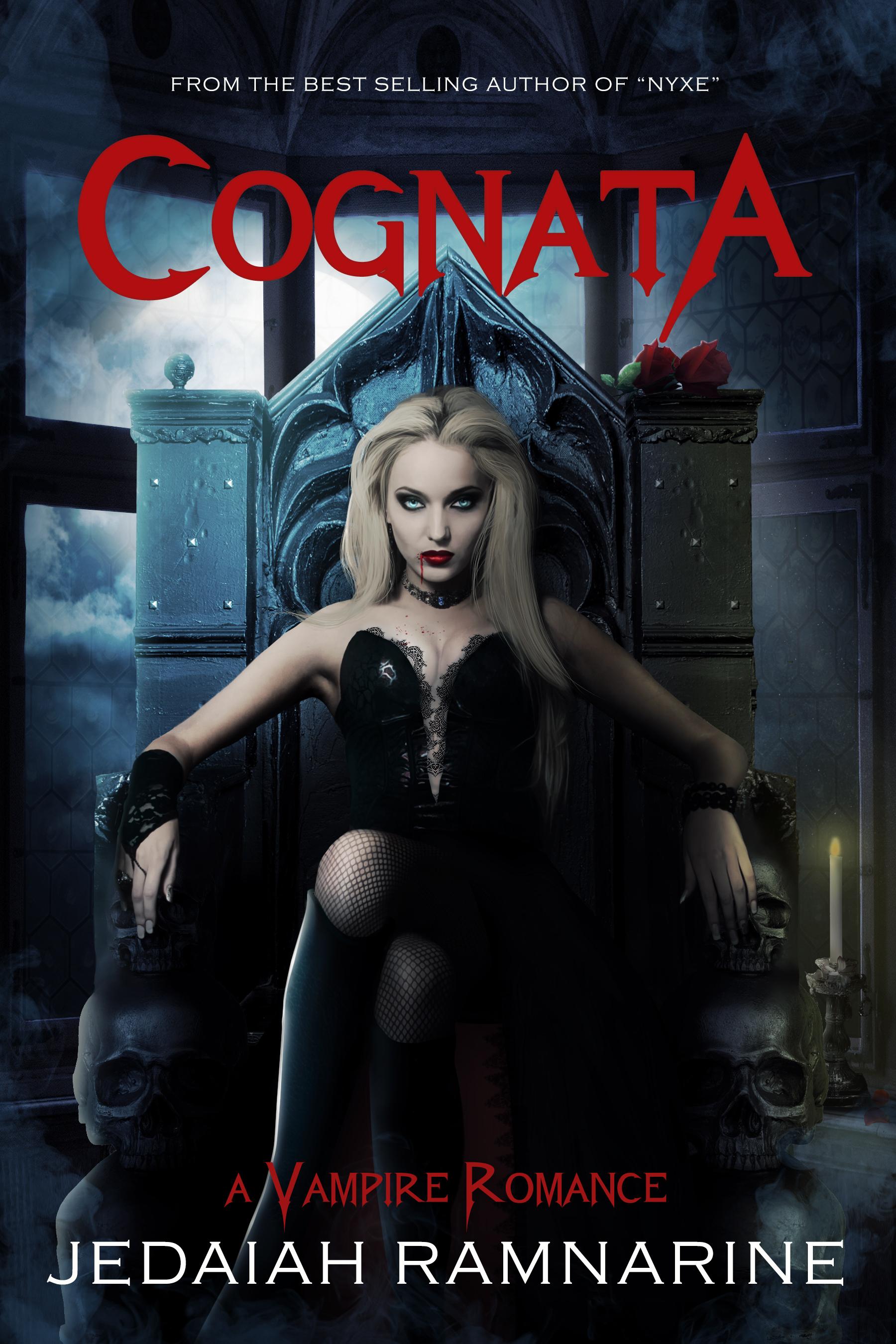 Cognata: A Vampire Romance Jedaiah Ramnarine