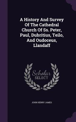 A History and Survey of the Cathedral Church of SS. Peter, Paul, Dubritius, Teilo, and Oudoceus, Llandaff  by  John Henry James