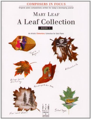 A Leaf Collection, Book 1  by  Mary Leaf