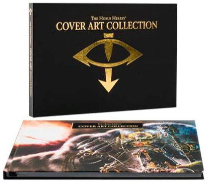 The Horus Heresy Cover Art Collection  by  Neil Roberts