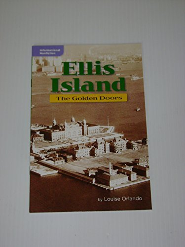 Ellis Island: The Golden Doors  by  Louise Orlando
