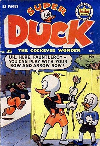 Super Duck Comics v1 #35  by  MLJ