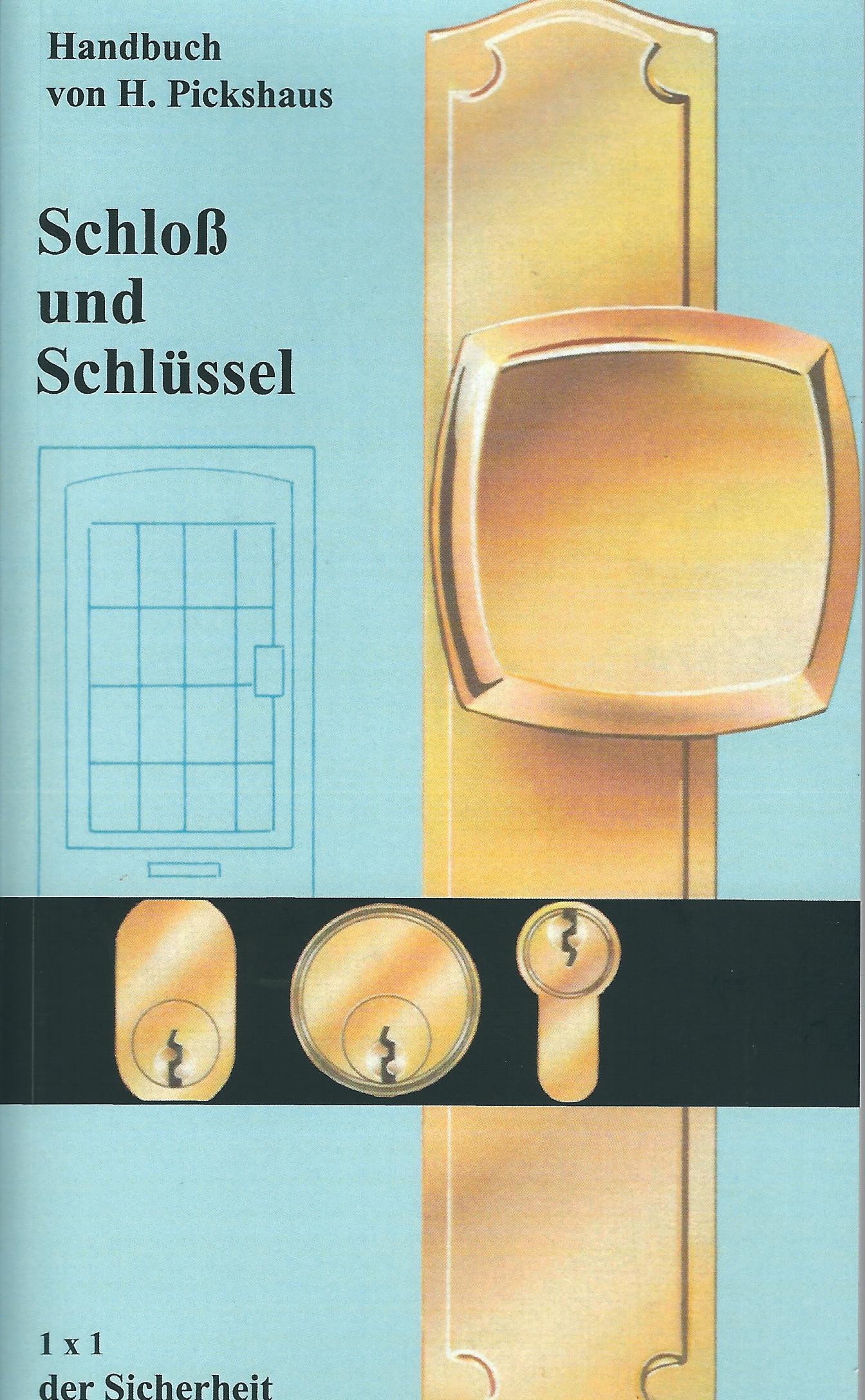 Schloß und Schlüssel  by  Heinz Pickshaus