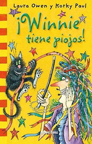 Winnie historias. ¡Winnie tiene piojos!  by  Laura Owen