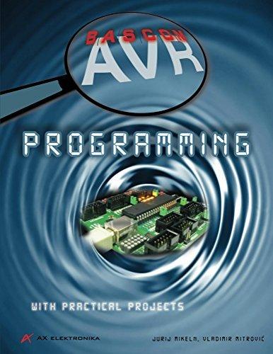 Bascom-AVR Programming  by  Vladimir Mitrović