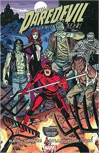 Daredevil, Vol. 7  by  Mark Waid