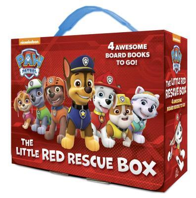 The Little Red Rescue Box  by  Random House