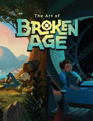 The Art of Broken Age Various