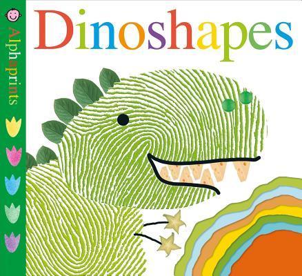 Alphaprints: Dinoshapes  by  Roger Priddy