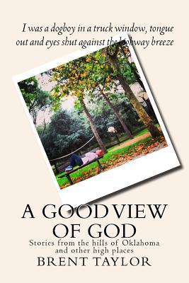 A Good View of God: Stories from the Hills of Oklahoma and Other High Places  by  Brent Ray Taylor