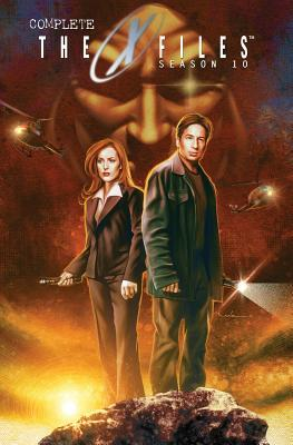 X-Files: Complete Season 10 Volume 1  by  Joe Harris