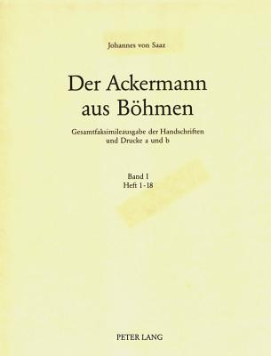 Ackermann aus Böhmen  by  Johannes von Saaz
