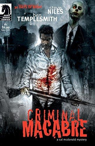 Criminal Macabre: A Cal McDonald Mystery #1  by  Steve Niles