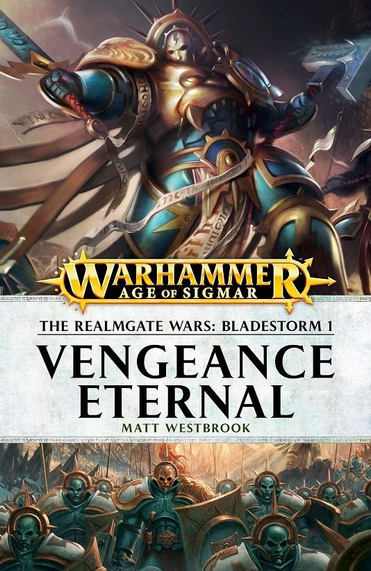 Vengeance Eternal Matt Westbrook