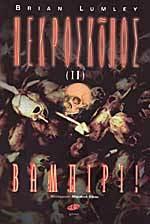 Νεκροσκόπος II: Βαμπίρι! (Νεκροσκόπος, #2)  by  Brian Lumley