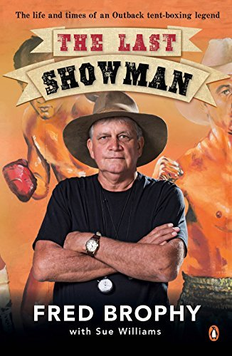 The Last Showman: Lyka and the Great Barrier Reef Fred Brophy