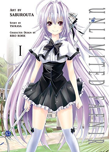 Unlimited Fafnir Vol. 1  by  Tsukasa Saburouta