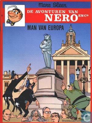 Man van Europa (de avonturen van Nero en Co, #113)  by  Marc Sleen