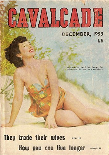 Cavalcade December 1953 (Pulp Life Book 55)  by  Kurtis Krimes