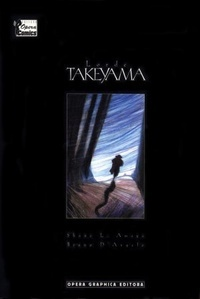 Lorde Takeyama  by  Shane L Amaya