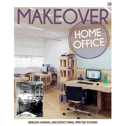 Makeover: Home Office Imelda Akmal Architectural Writer Studio