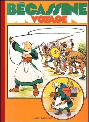 Bécassine voyage, tome 14 Caumery