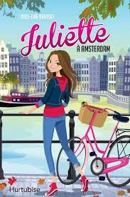 Juliette à Amsterdam  by  Rose-Line Brasset