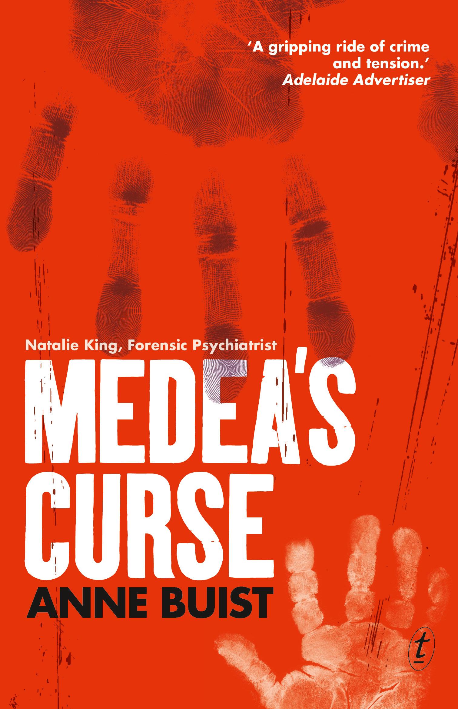 Medeas Curse  by  Anne Buist