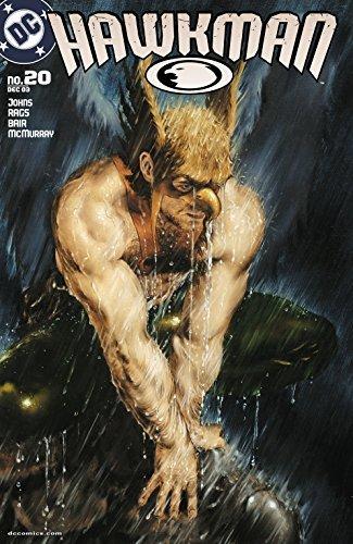 Hawkman (2002-) #20 Geoff Johns