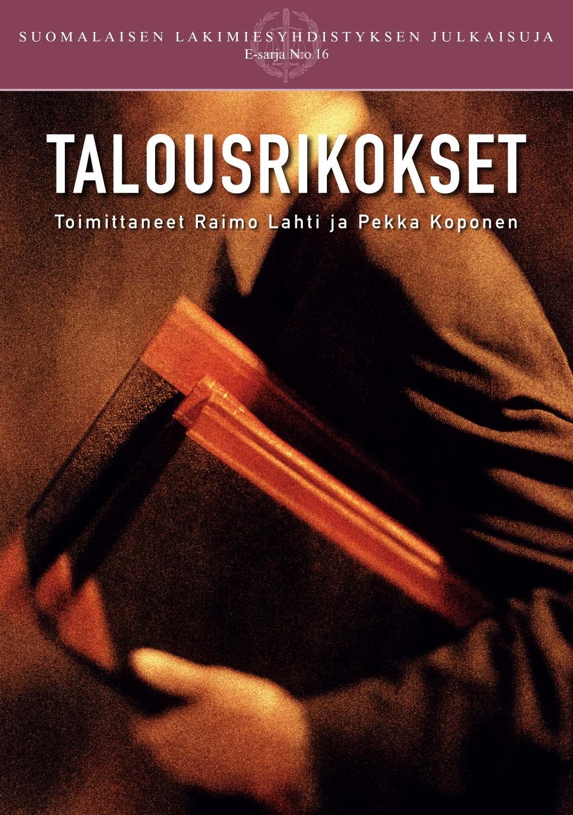 Talousrikokset  by  Raimo Lahti