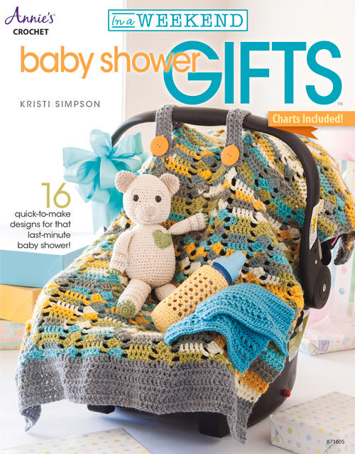 In a Weekend: Baby Shower Gifts Kristi Simpson
