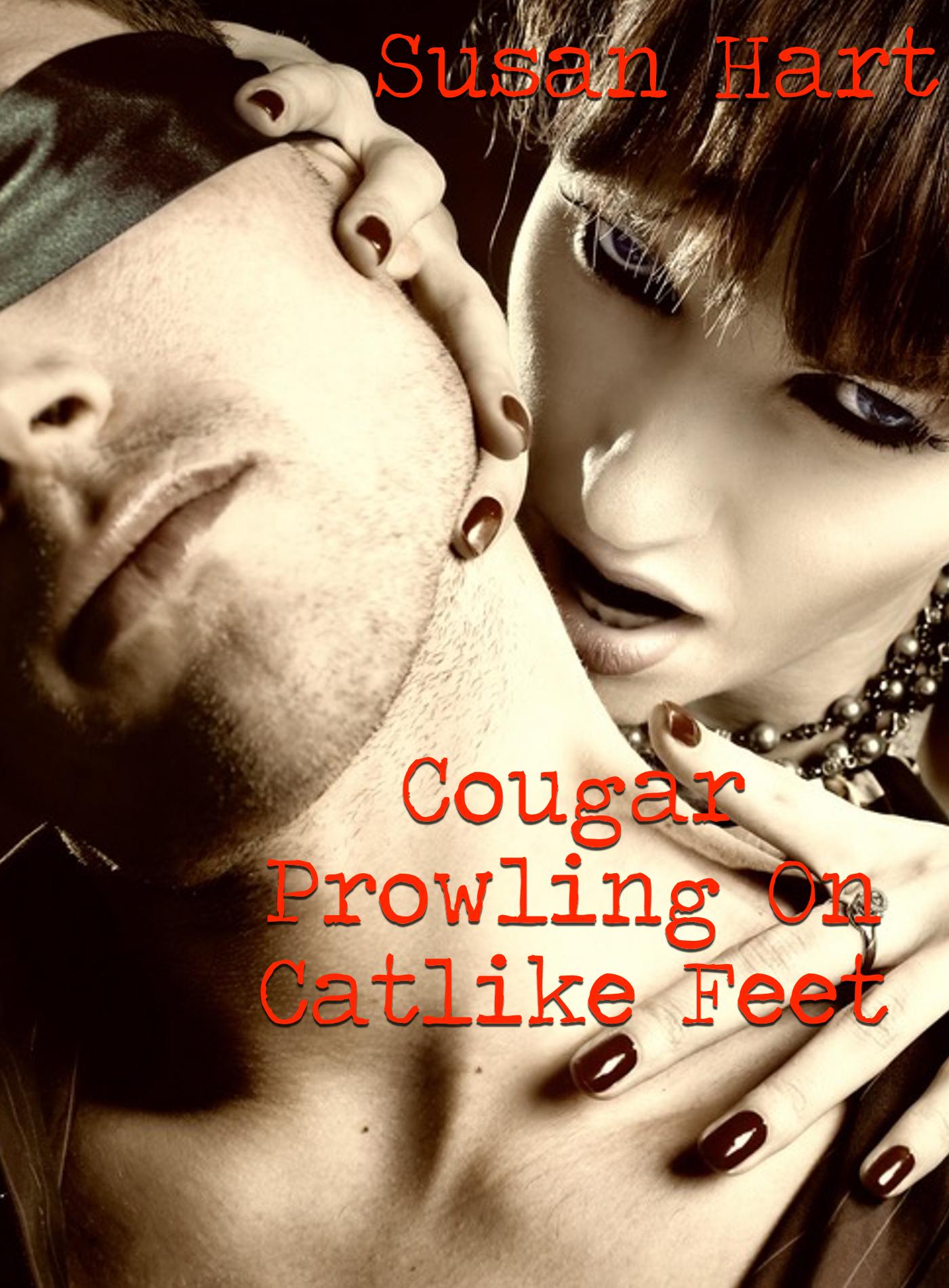Cougar Prowling On Catlike Feet Susan Hart
