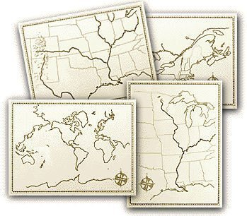 Geography Map Set Unknown