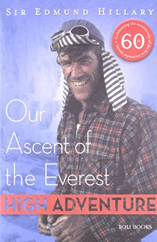 High Adventure Sir Edmund Hillary