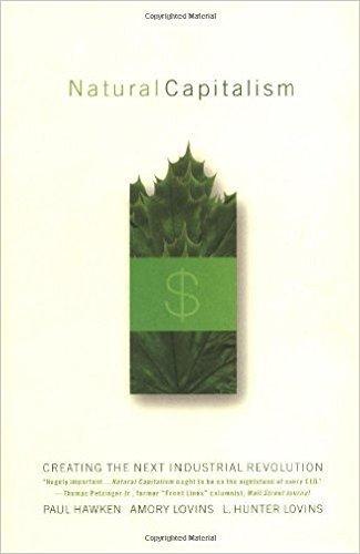 Natural Capitalism: Creating the Next Industrial Revolution Daniel Amneus